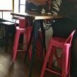 Barska miza visoka